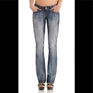 Guess Pismo Straight Jeans, Size 30